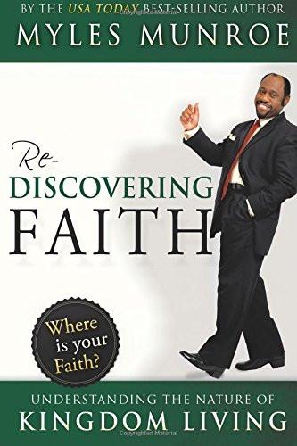 Rediscovering Faith (Paperback)
