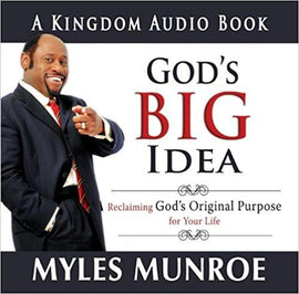 God's Big Idea Audio Book