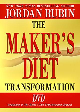 Maker's Diet Transformation DVD