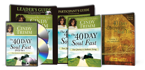 40 Day Soul Fast Home Study Kit