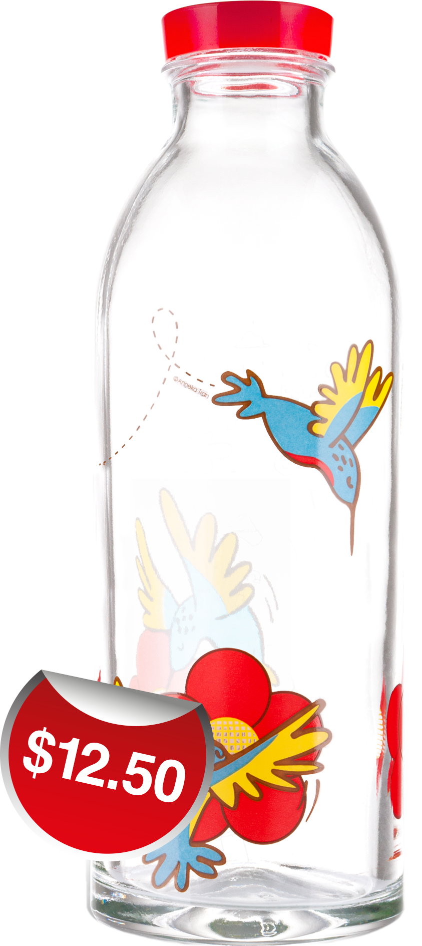 HummingBird Classic Water Bottle