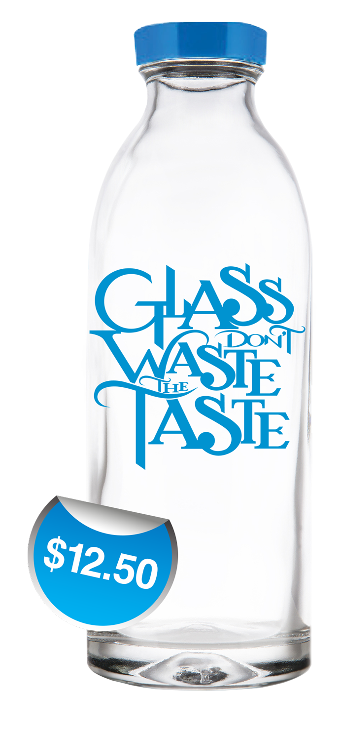 Exclusive Design Water Bottles - Limited Edition