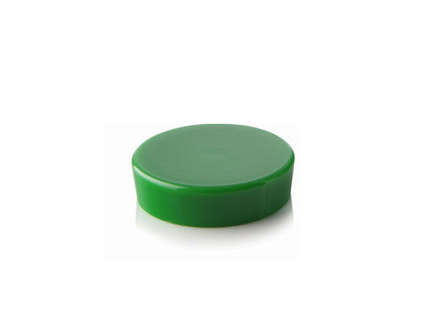 Eco Friendly One Green Cap for Glass Water Bottles