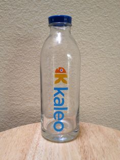 Kaleo Custom Design Water Bottle