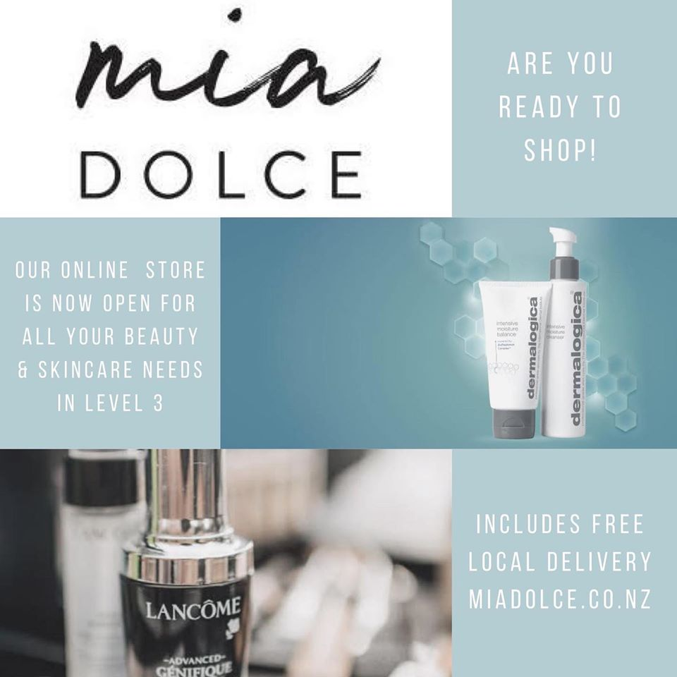 COVID update from the Team at Mia Dolce