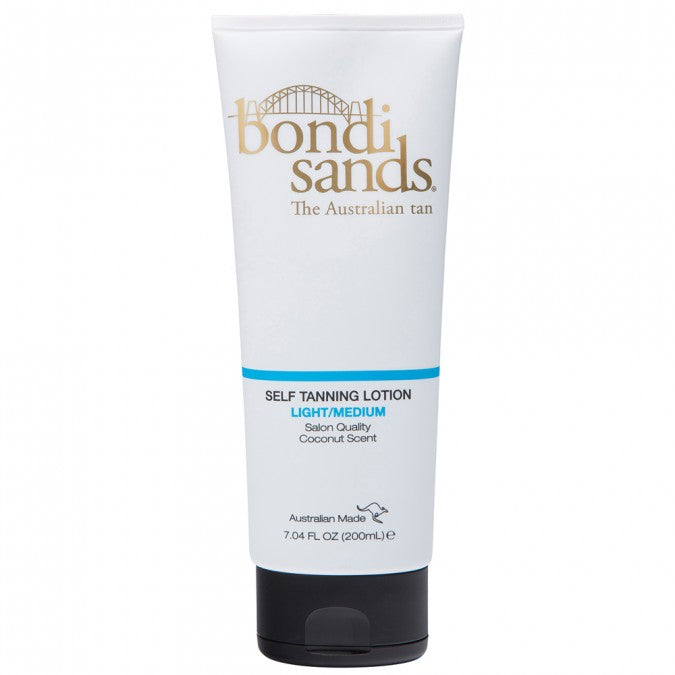 Bondi Sands Light/ Medium Lotion