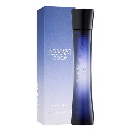 Armani Code edp Women 50 ml