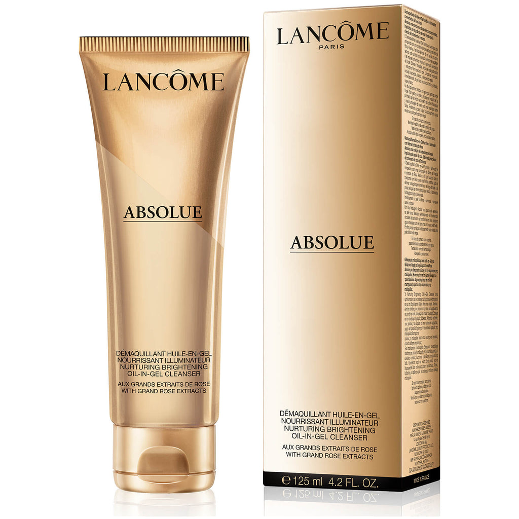 Absolue Precious Cells Nurturing Brightening Oil-In-Gel Cleanser