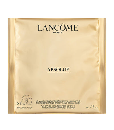 Absolue Golden Cream Mask Single