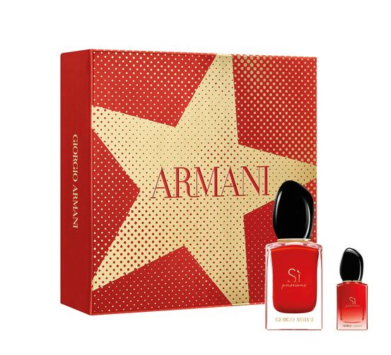 Armani Si Passione EDP 30ml Christmas Set 2019