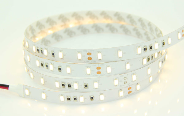 5630SMD Series 60LEDS 16.4ft 5M LED Flexible Strip (2700-6500K) High Quality
