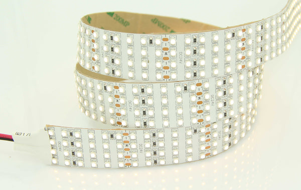 16.4ft 5M High Quality 3528SMD Series LED Flexible Strip 480LEDS  (2400-6500K)