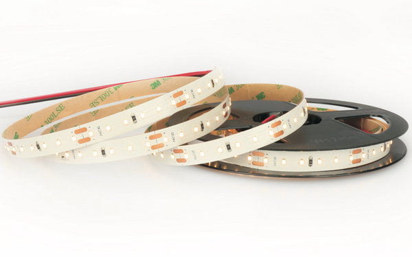 2216SMD Series 120LEDS 16.4ft 5M LED Flexible Strip (2700-6500K) High Quality DC24V