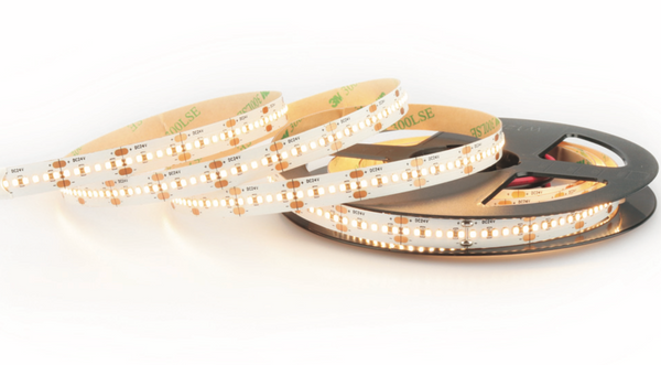 2216SMD Series 240LEDS 16.4ft 5M LED Flexible Strip (2700-6500K) High Quality DC24V