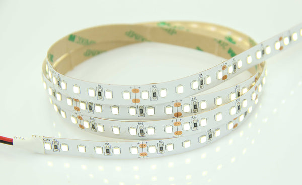 2835SMD Series 120LEDS 16.4ft 5M LED Flexible Strip (2400-6500K) High Quality