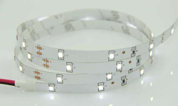 2835SMD Series 30LEDS 16.4ft 5M LED Flexible Strip (2400-6500K) High Quality