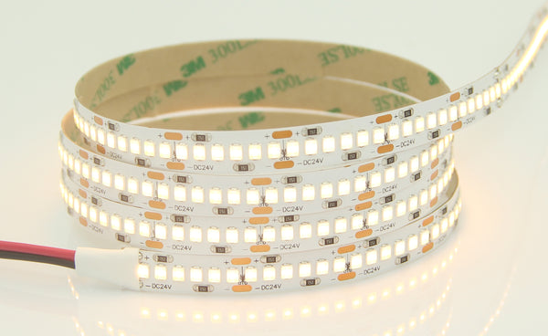 2835SMD Series 240LEDS 16.4ft 5M LED Flexible Strip (2400-6500K) High Quality