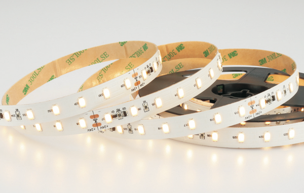 5630SMD Series 70LEDS 16.4ft 5M CONSTANT CURRENT LED Flexible Strip (2400-6500K) DC24 High Quality
