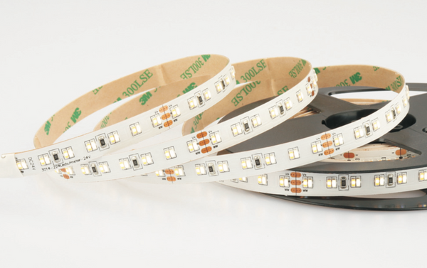 3014SMD Series 224LEDS 16.4ft 5M TUNABLE WHITE LED Flexible Strip DC24 High Quality