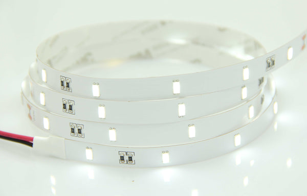 5630SMD Series 30LEDS 16.4ft 5M LED Flexible Strip (2700-6500K) High Quality