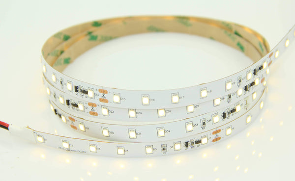 2835SMD Series 70LEDS 16.4ft 5M  CONSTANT CURRENT LED Flexible Strip (2400-6500K) DC24 High Quality