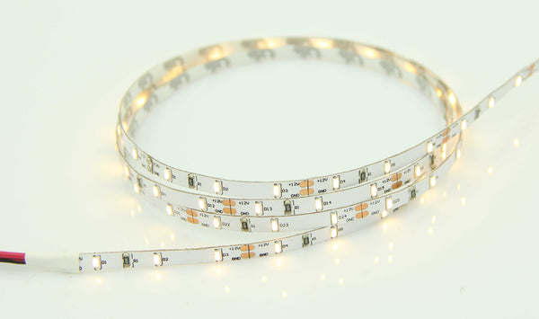 3014SMD Series 60LEDS 16.4ft 5M LED Flexible Strip (2700-6500K) High Quality