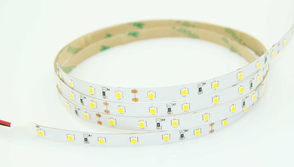 2835SMD Series 60LEDS 16.4ft 5M LED Flexible Strip (2400-6500K) High Quality