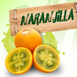 Naranjilla Aseptic Fruit Puree
