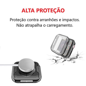 Capa Protetora para Apple Watch - Cores