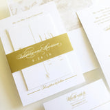 Southern Wedding Invitation