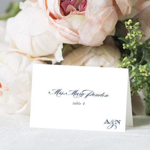 Kathryn Place Card