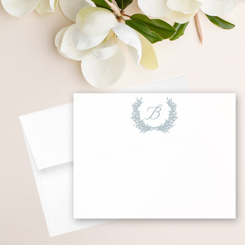 Laurel Wreath Note Card