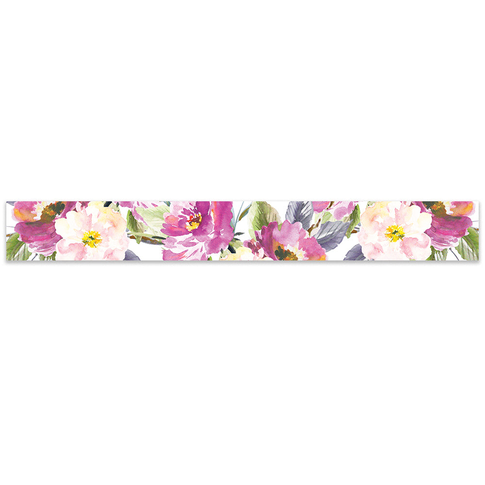 Bohemian Floral Belly Band