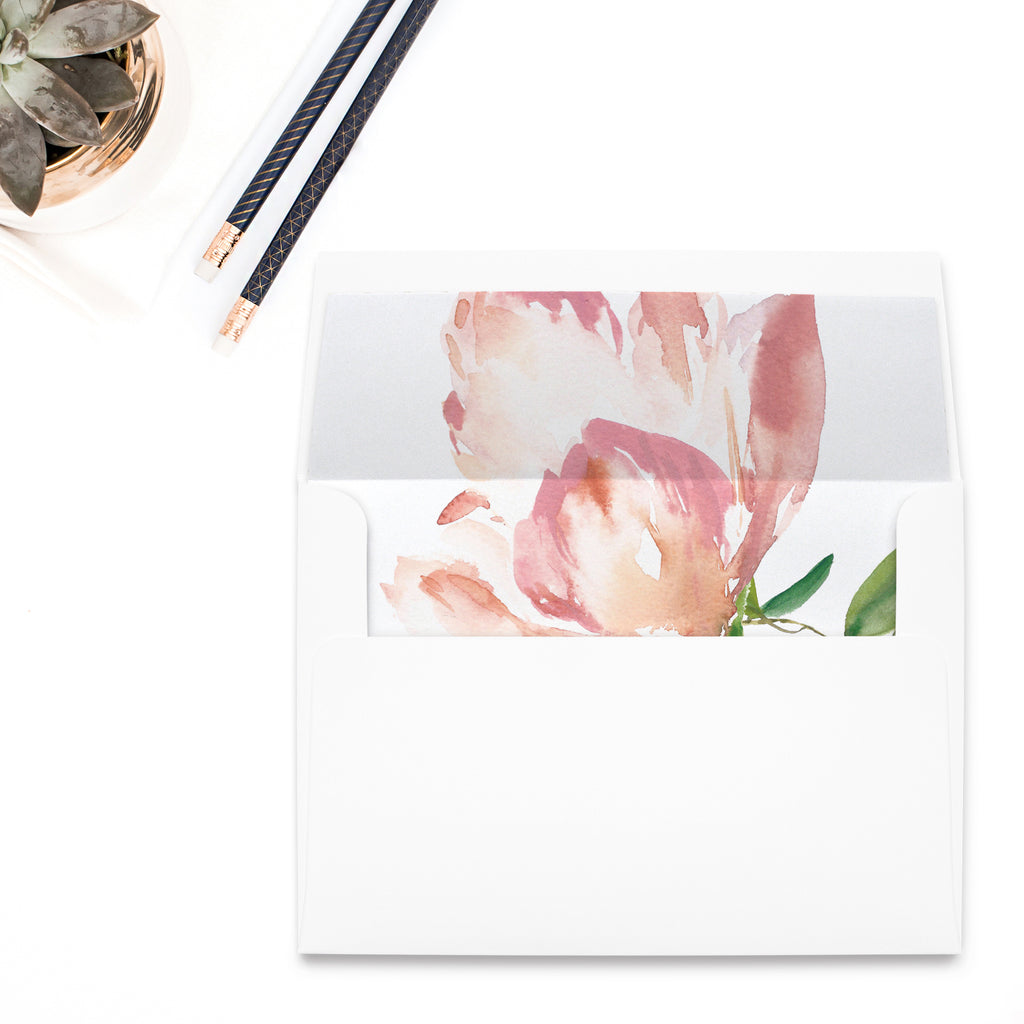 Bloom Envelope Liner