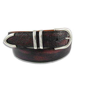 Ostrich No Quill - Black Cherry