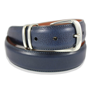 Italian Calf - Navy Blue