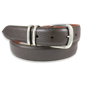 Italian Calf - Dark Brown