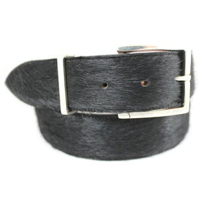 Italian Calf Hair - Black