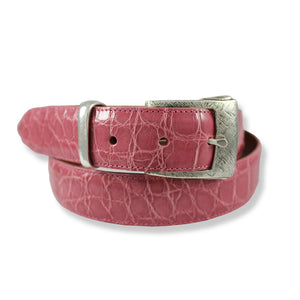 Alligator - Glossy Pink