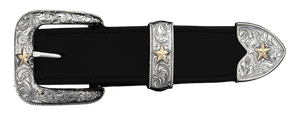 "THE SENATOR 1 1/2"" BUCKLE SET"