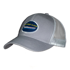 Grey/Navy Trucker