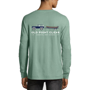 Goin' Vintage Long Sleeve T-Shirt