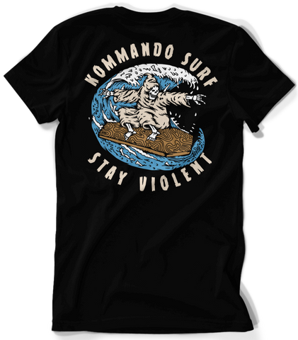 SV + Kommando Surf Collaboration Shirt