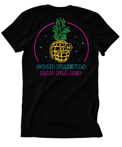 Pineapple Grenade Party Shirt