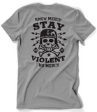 No Mercy - Victor Wrench Shirt
