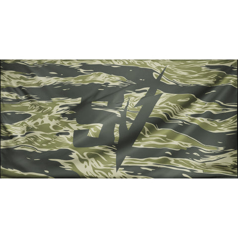 Tiger Stripe SV Flag