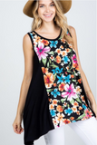 Obsession of the Tropics Tank Tunic