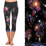 Let Freedom Ring Capri Leggings