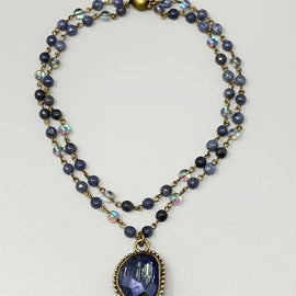 *Melania Clara Arya Necklace