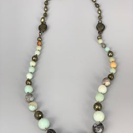 *Melania Clara Molly Necklace